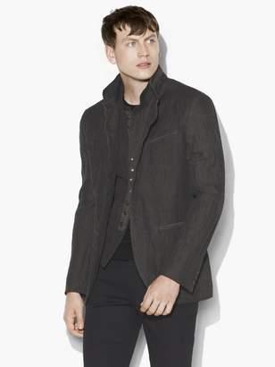 John Varvatos Multi-Button Jacket