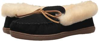 Minnetonka Alpine Sheepskin Moc Women's Moccasin Shoes