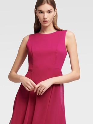 DKNY Handkerchief Hem Dress