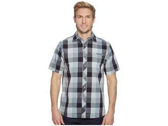 Smartwool Everyday Exploration Retro Plaid Short Sleeve Shirt Men's Clothing