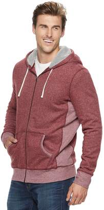 Sonoma Goods For Life Big & Tall SONOMA Goods for Life Supersoft Sherpa-Lined Fleece Hoodie