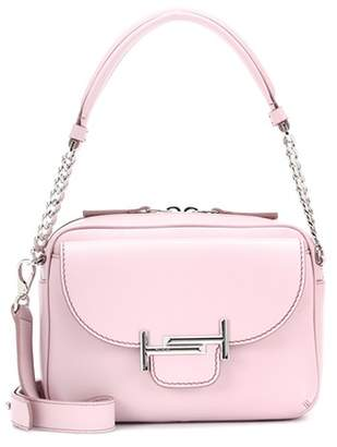 Tod's Double T leather bag
