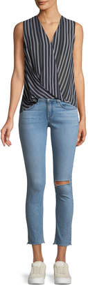Rag & Bone Classic Mid-rise Ankle Skinny Jeans