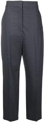 Joseph creased wide-leg trousers
