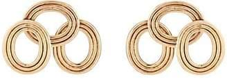 Pamela Love Women's Saturn Cluster Earrings - Gold