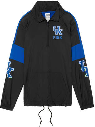 PINK University Of Kentucky Half-Zip Anorak