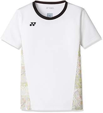 Yonex (ヨネックス) - (ヨネックス) YONEX テニスウェア シャツ 10235J [ジュニア] 10235J 011 ホワイト (011) J140