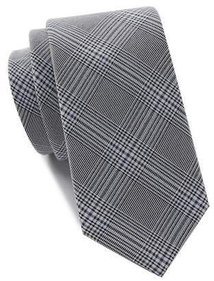 14th & Union Ivey Plaid Tie