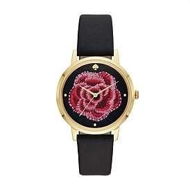 Kate Spade Metro Black Watch