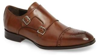 To Boot Dreyfus Cap Toe Monk Shoe