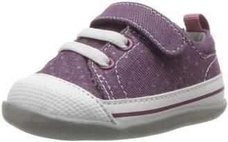 See Kai Run Girls' Stevie II INF First Walker Shoe
