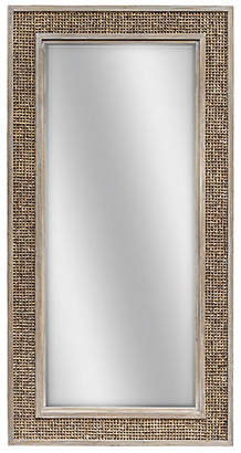 One Kings Lane Cameron Floor Mirror - Brown