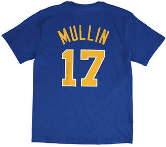 Mitchell & Ness Men Chris Mullin Golden State Warriors Hardwood Classic Player T-Shirt