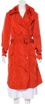 Belstaff Belted Windbreaker Coat
