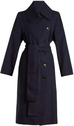 ACNE STUDIOS Creda double-breasted trench coat