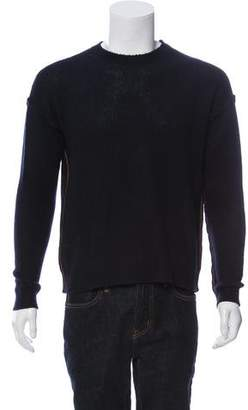 Marni Raw-Edge Cashmere Sweater