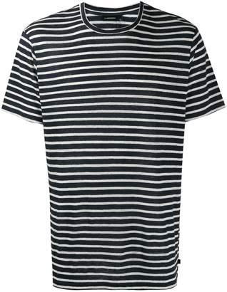 J. Lindeberg Coma striped T-shirt