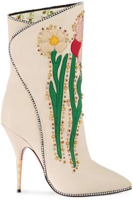7a94937f562 Gucci White Boots For Women - ShopStyle Canada