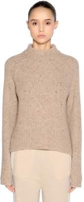 Agnona (アニオナ) - AGNONA ウール&カシミア混 セーター