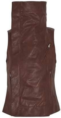 Rick Owens Leather Vest