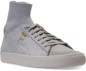 Puma Men's Clyde Sock Select Casual Sneakers from Finish Line