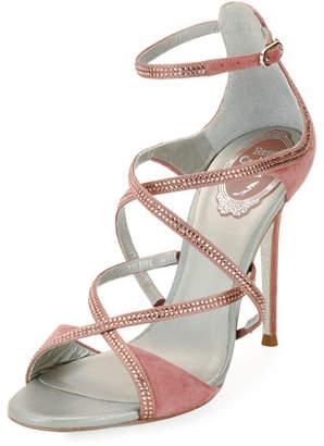 12678a9ac091 Women s Rene Caovilla Crystal-beaded Sandal - ShopStyle