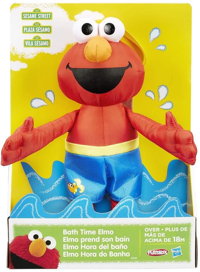 Hasbro Sesame Street Bath Time Elmo Plush Toy