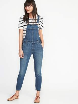 Old Navy Skinny Denim Overalls for Women