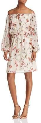 Adrianna Papell Bonita Peasant Dress