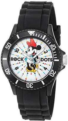 Disney Minnie Mouse Women's Plastic Watch