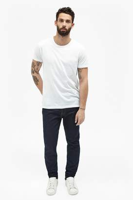 French Connection Co Power Rigid Tapered Jeans