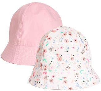 H&M 2-pack sun hats - Pink