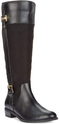 Karen Scott Deliee Riding Boots, Created for Macy's Women's Shoes $79.50 thestylecure.com