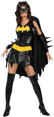 Rubie's Costume Co Costume Secret Wishes DC Comics Batgirl Size Adult