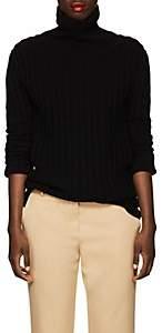 The Row Women's Marton Cashmere Turtleneck Sweater-Black