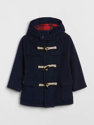 Gap Toddler Wool-Blend Toggle Coat