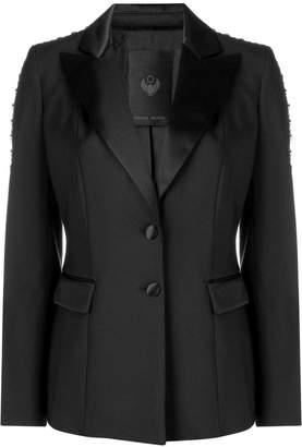 Frankie Morello studded blazer