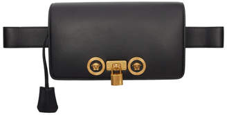 Versace Black Medusa Crossbody Bag