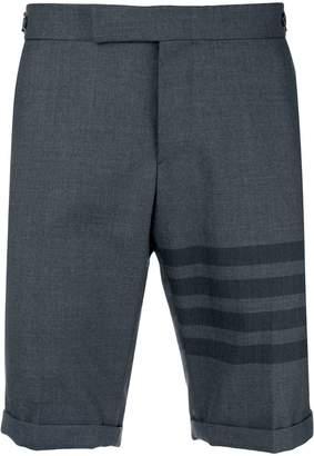 Thom Browne 4-Bar Skinny-Fit Short