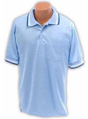 BSN Sports Umpire Shirt, Light Blue, 3XL