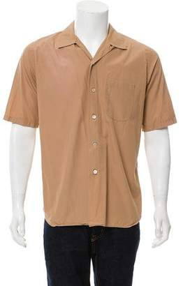 Miu Miu Short Sleeve Button-up shirt