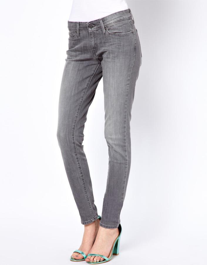 Levi's Curve ID Denim Skinny Jeans