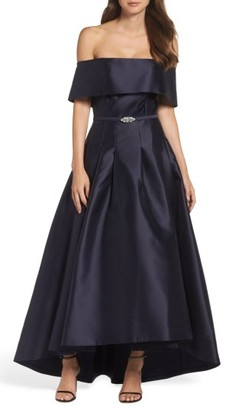 Women's Vince Camuto Mikado Ballgown $248 thestylecure.com