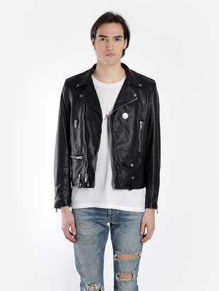 Saint Laurent Paris Leather Jackets