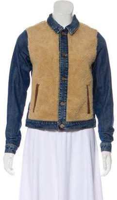 Mother The Cabin Fever Denim Jacket
