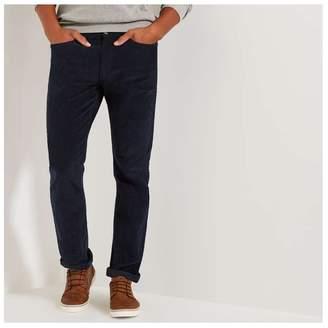 Joe Fresh Men's Corduroy Pants, Dark Navy (Size 34X32)
