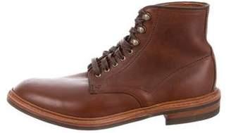 Allen Edmonds Leather Ankle Boots