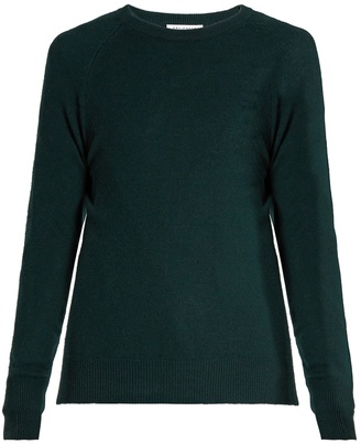 EQUIPMENT Sloane cashmere sweater $268 thestylecure.com