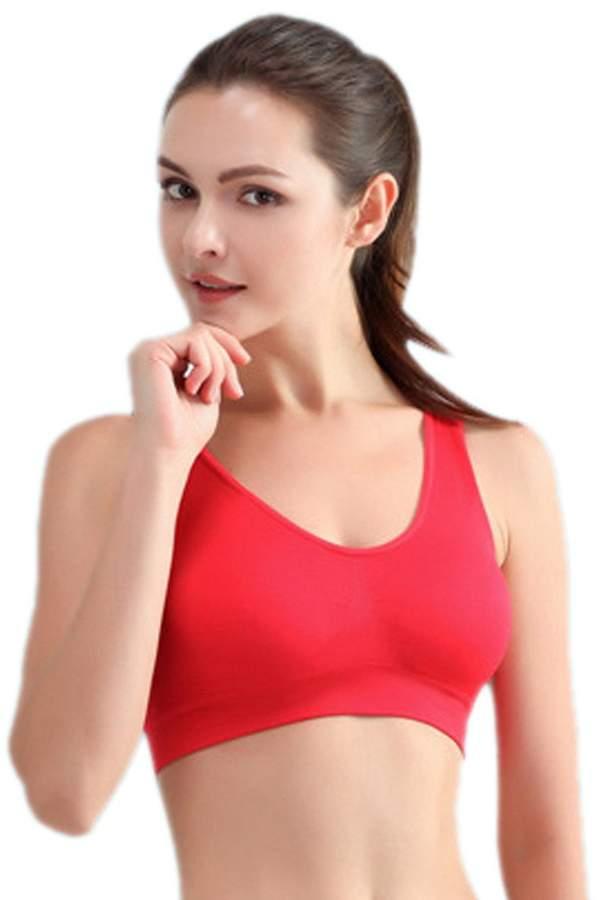 Aivtalk Double Layer Sport Bra Yoga Gym Golf Vest for Women Girls Size 3XL
