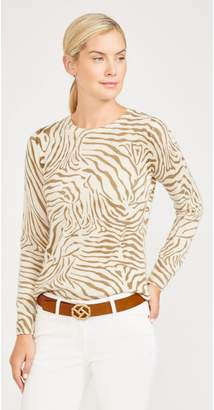 J.Mclaughlin Sancerre Cashmere Sweater in Savannah